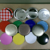 Best sell metal paint cans lids colorful