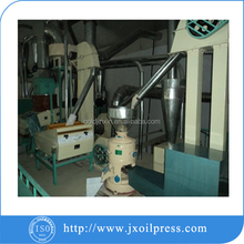 Oil extraction machine home for small capacity