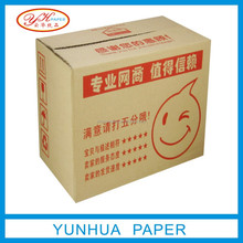 Colour printing paper storage boxes for delivering