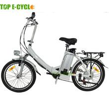 easy rider mini bici eléctrica plegable de alta calidad ebikes precio