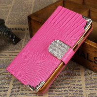 Hot Selling sublimation leather protective case for samsung galaxy s4 zoom