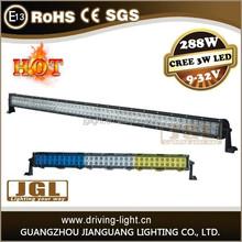 high lumen led light bar , 22''/43''/50''/52'' cree double row led light bar ,off road led light bar cree cover