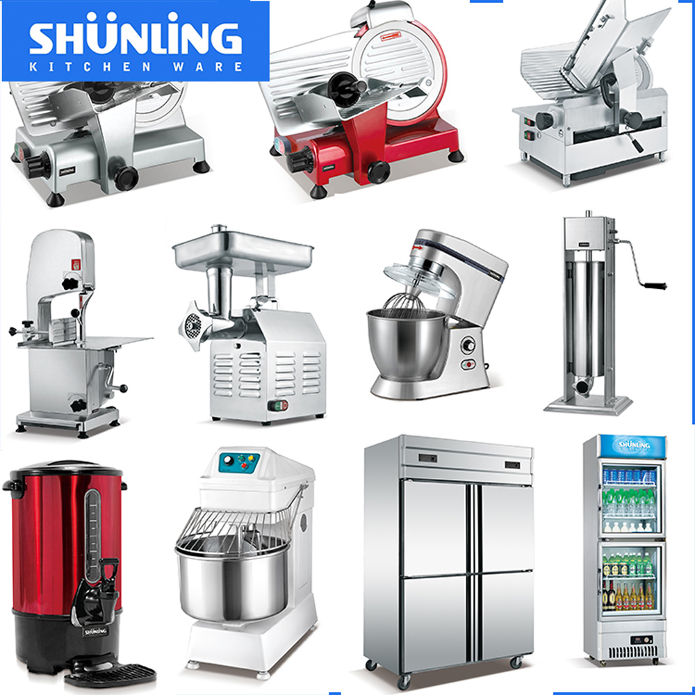 Shunling hotel electric commercial kitchen equipment for sale buy kitchen equipment for sale Kitchen diner design tool