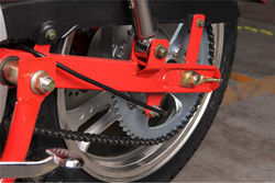 Top Sale 49cc Cargo Motor Tricycle/ Smart 3 Wheel Motor Tricycle