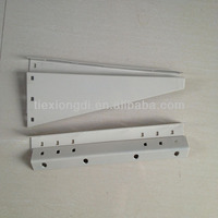 Metal wall bracket for air conditioner