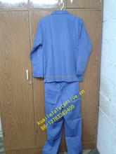 Seguridad chaqueta y pantalón, traje de trabajo, pantalón y camisa