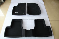 New style hot selling universal water proof 3d rubber car mats