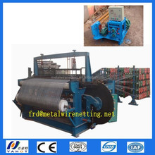 Full Automatic Filter Square Crimped Woven Wire Mesh Machine Machinery Factory Crimped wire mesh machine