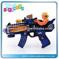 2015 venta caliente pistola nerf juguetes divertido electronic aire suave armas con la batería