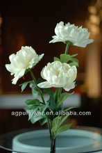 High quality artificial real touch PU flowers for sale