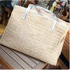 Hot new products for 2015 fashion bulk straw beach bag , Alibaba China bag supplier