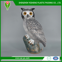 new sytle low cost garden owl decorations