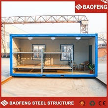 light steel reach stacker container