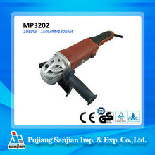 Electrical Angle Grinder 1050W 150MM MP3202 names Power tools Brand