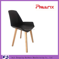P-1 Pattrix Folding Low Back High Quality Wooden Dining Bar Stool Chair