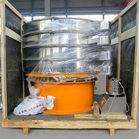 High Frequency Ultrasonic Vibrating Sieve Machine for Salt and Sugar