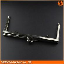 China supplier metal clutch purse frame, metal frame