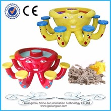 arcade game machine kids play sand machine equipment with high quality