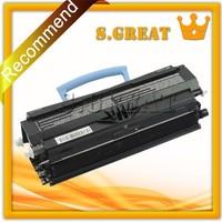 Compatible Lexmark E 250 toner cartridge for Lexmark E 250 Printer and for Compatible Lexmark E 350 laser printer