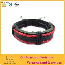 BOSHIHO male bracelets/popular bracelets/wrap around bracelets