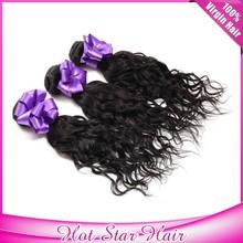 Brazilian water wave no knots ,no shedding top quality wholesale hair