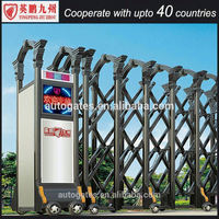 Sliding gate wrought iron components and accessories YP6-090