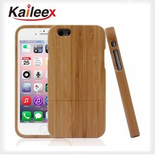New For iPhone 6 Wooden Case