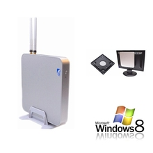 Low price cheap computer Qotom-i37S intel C1037U 1.8GHZ dual nic X86 DC 12V support windows7 OS/linux