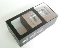 Custom printing gift packaging paper box matte lamination gift sliding gift box
