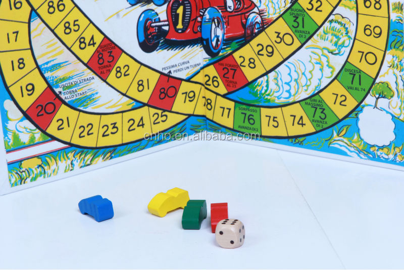 plastic board game spins/special board game