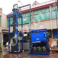 Larger capacity Tube Ice Refrigration Machine with CE approved