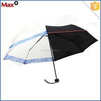 Whole sale new style anime cheap folding clear umbrella