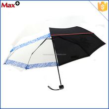 Whole sale new style anime cheap folding clear umbrella