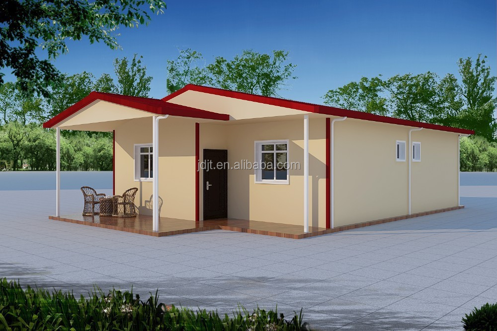 Modern Design Steel Structure Prefabricated Beach House