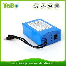 Customize 12v lithium ion battery 10ah, 20ah, 30ah, 40ah, 50ah, 100ah for Solar panel, Solar system, CCTV camera, Led panel