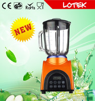 2015 made in ningbo factory super quality powerful commercial digital blender