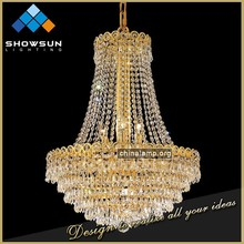 High quality fashion rock czech fake new design crystal interior lighting