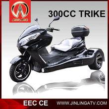 300cc Trike 3 wheel motorcycle