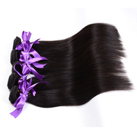 Wholesale Raw Unprocessed Virgin Indian Hair Directly From India, Natural Raw Indian Hair