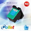Best quality ink cartridge For HP135 C8766H Remanufactured ink cartridge