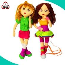 OEM Plush Fashion 12 Inch American Girl Doll