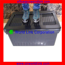 Heavy Duty With Lid Storage Large Plastic Crate