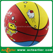 cheap wholesale mini basketball for kids