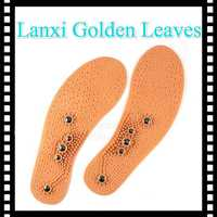 pvc massage magnetic insoles for shoes insoles you can import from china