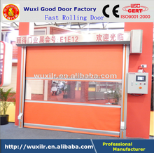 China Wholesale Smart Fast PVC Rolling Door for Food Industry
