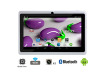 7 inch Best Low Price Touch Screen Tablet PC, 0.3MP Front + 1.3MP Rear Camera, Cheap China touch Tablets 7 inch
