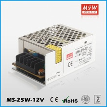 High Quality Constant Voltage Switching Power Supply 25W 5v 5a smps with CE Certification