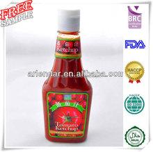 FDA fresh natural tomato ketchup
