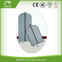custom polyester/plastic garment cover/bag