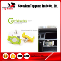 Colorful series Auto mobile phone support/phone mount